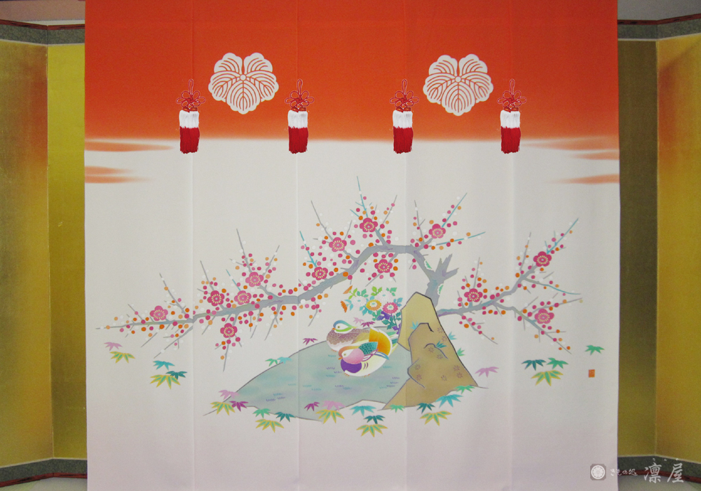花嫁のれん写真9