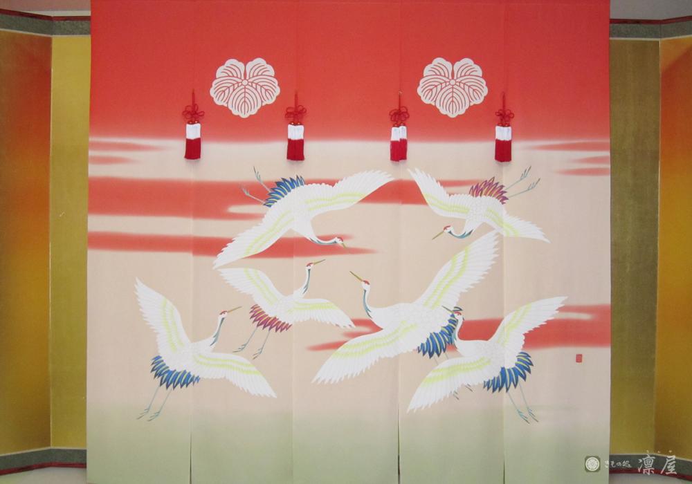 花嫁のれん写真11
